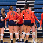 Wheaton College Volleyball vs Kalamazoo, September 28, 2013 : Wheaton College Volleyball vs Kalamazoo, September 28, 2013