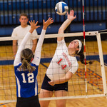 Wheaton College Volleyball vs Millikin : Wheaton College Volleyball vs Millikin, October 1, 2013